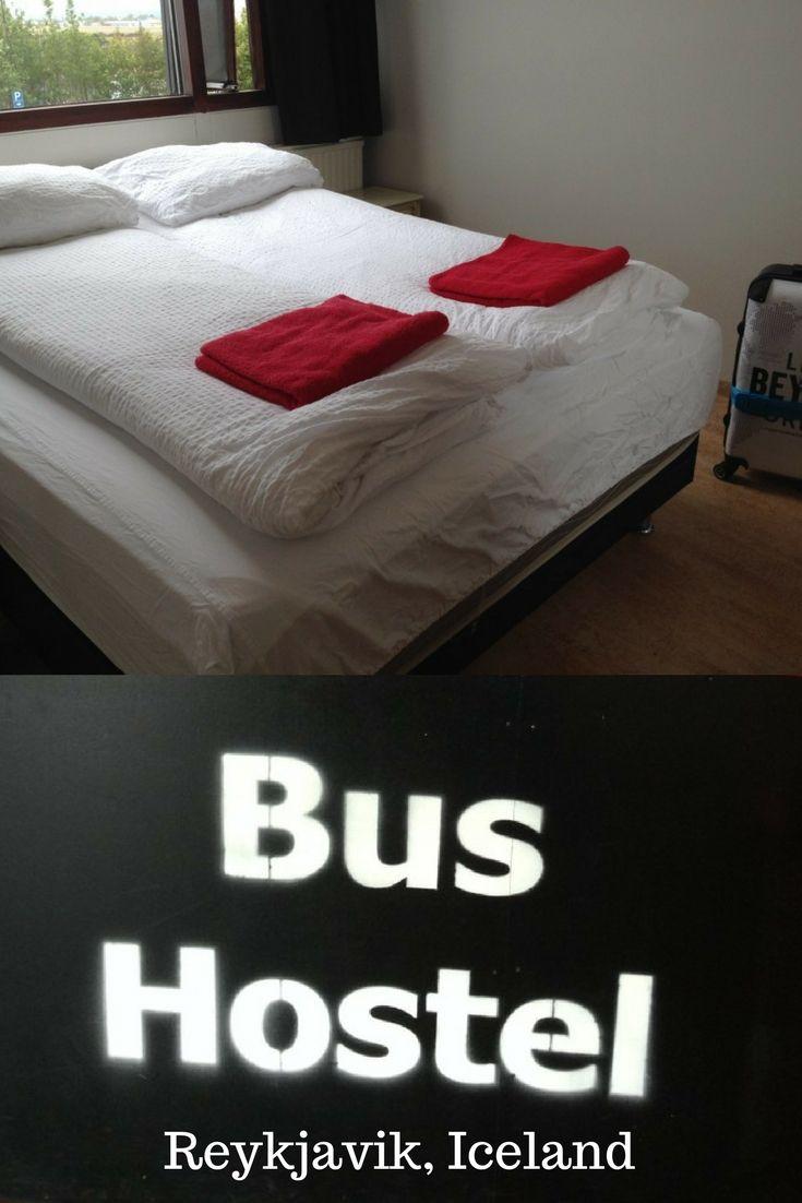 BUS Hostel - Reykjavik, Iceland - Life Beyond Borders