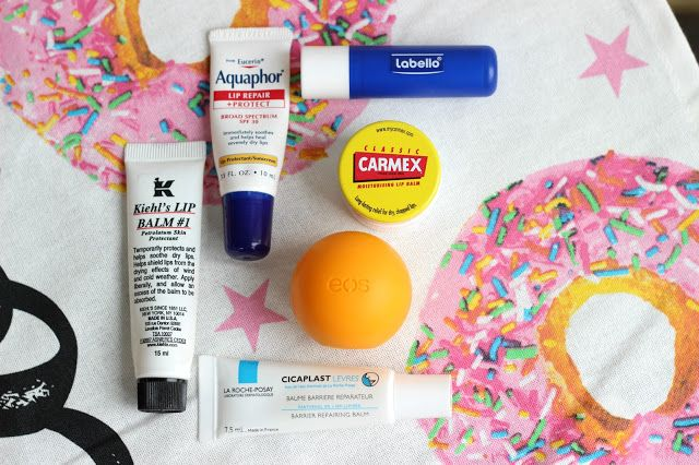 Sprinkles on a cupcake: Lippenbalsem favorieten voor hele droge lippen - lips roaccutane review tips lip balm