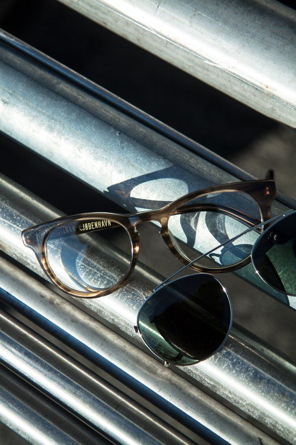 Han Kjøbenhavn - Timeless Clip On,sunglasses, sun, glasses, timeless, classic, han kjobenhavn, trend, men, boy, women, girl, fashion, style, trend, 2017, accessories, face shape, 2016, aviator, outdoor, official,