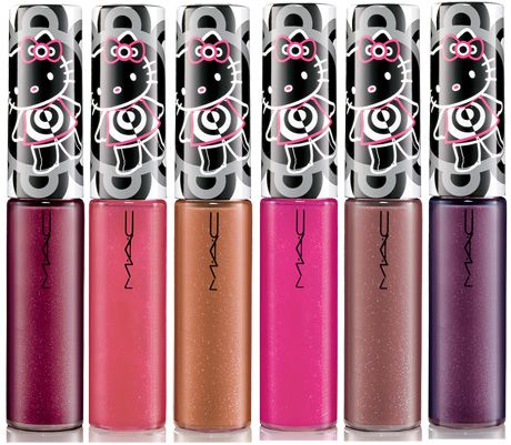Hello Kitty Mac Lip Gloss | MAC Hello Kitty Collection is Almost Here!
