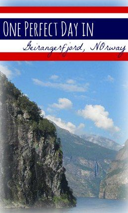 We spent one perfect day in Geirangerfjord Norway on our Holland America Cruise. Even a foggy day in Geirangerfjord can still yield once in a lifetime travel memories of fjords and breathtaking scenic vistas.