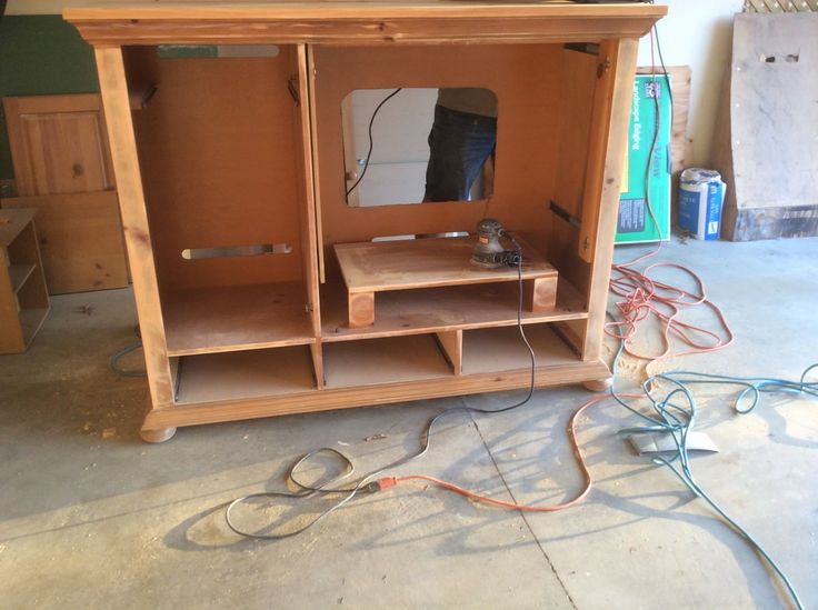 28 best broyhill fontana images on pinterest furniture makeover i purchased a broyhill fontana entertainment center off craigslist the original stain color does not match anything in my house solutioingenieria Image collections