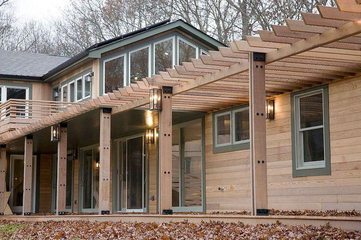Вот что может получится после реконструкции старого деревянного дома ФОТООБЗОР - Новости | ibud.ua