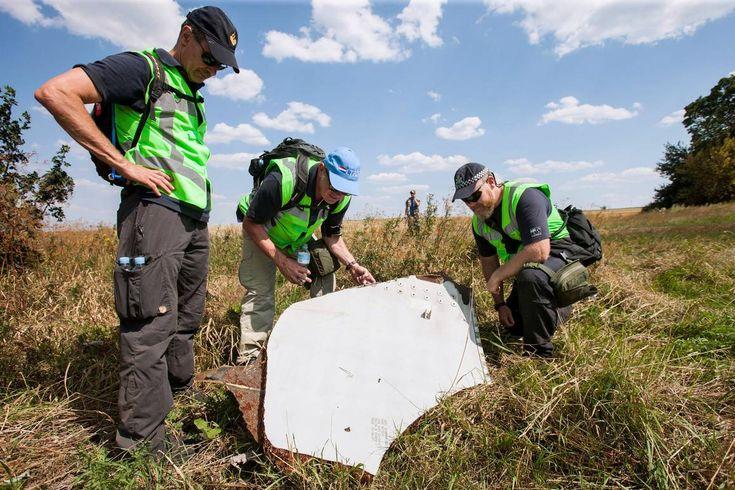 Asiantuntijat vaativat riippumatonta tutkimusta MH17-koneen tuhosta