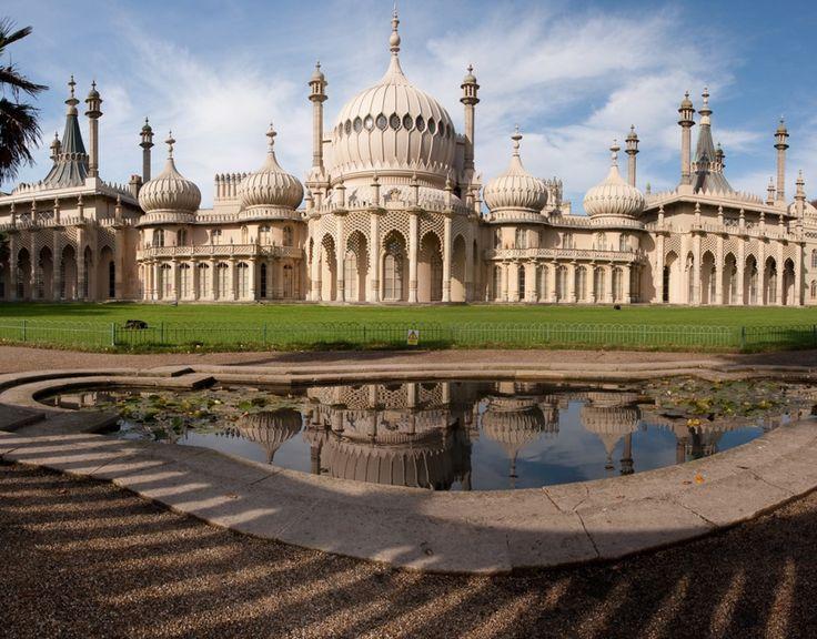 Royal Pavilion in England