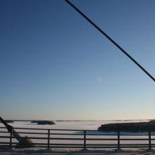 View from Raippaluoto bridge M.