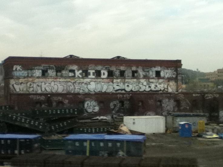Graffitti in NYC