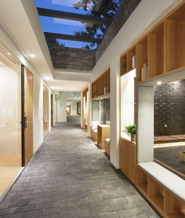 Gallery of Xiezuo Hutong Capsule Hotel in Beijing / B.L.U.E. Architecture Studio - 15