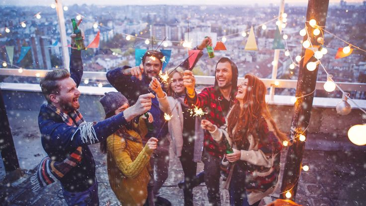 #Friendsmas statt #Christmas? Change macht auch vor dem #Familienfest nicht halt. Spannender Beitrag zu #Weihnachten in der #Zukunft 🎅!