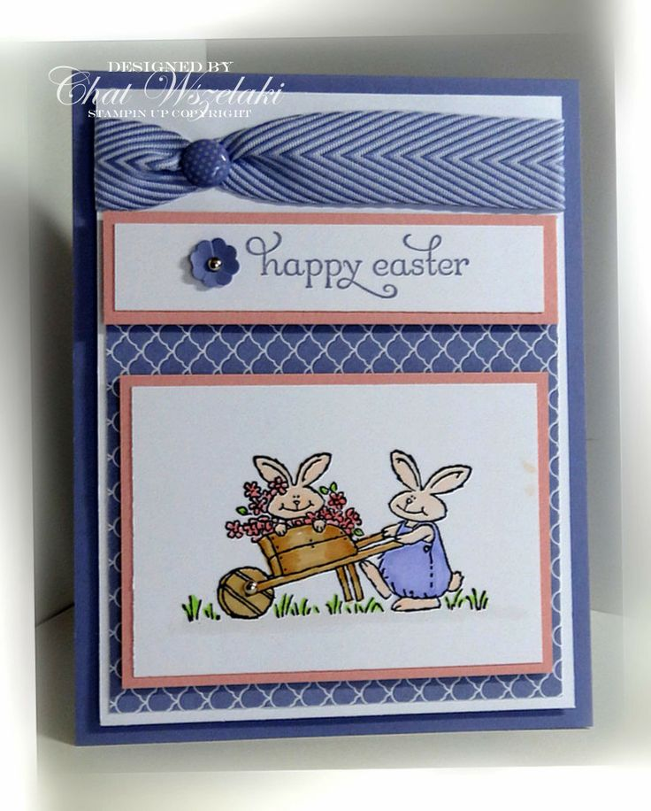 367 best images about EASTER CARDS – Easter Stamps Card Making