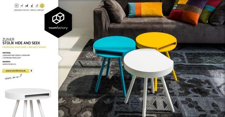 Poznáte už naše nové konferenčné | príručné | nočné stolíky? Kvalitné materiály, perfektné spracovanie a detaily a samozrejme svieži dizajn a množstvo farebných prevedení.
