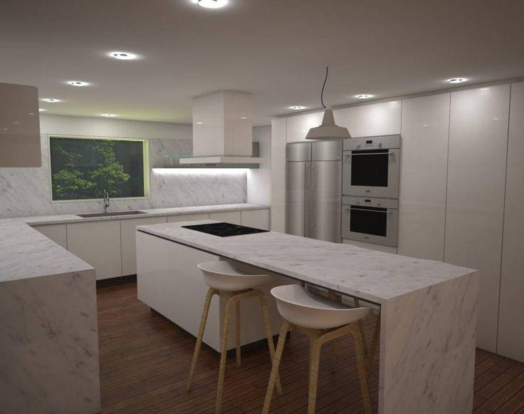 Encontrá las mejores ideas e inspiración para el hogar. Casa MIAMI - HT por Proyectos JARQ | homify