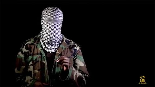 From the new Al-Shabaab video