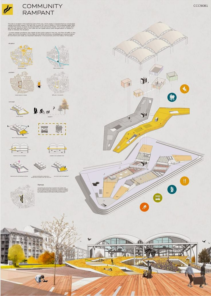 Te dejo unos ejemplos de Laminas Arquitectónicas, para que mejores día con día tus presentaciones. Estas pertenecen al Concurso internacio...