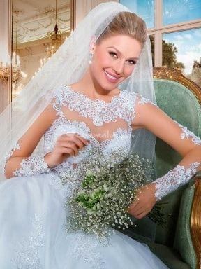 Vestido Noiva de Paris Noivas