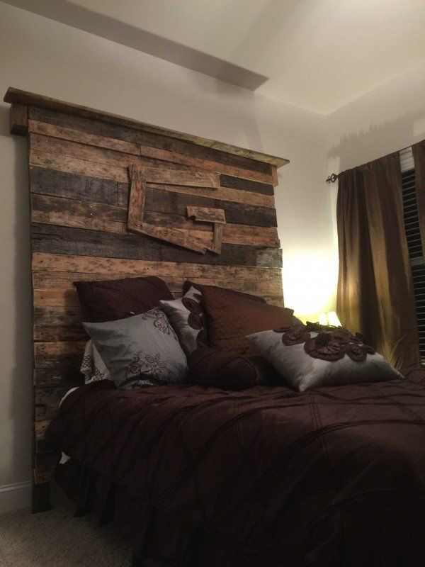 best 25 queen size headboard ideas on pinterest head boards diy diy king headboard and diy. Black Bedroom Furniture Sets. Home Design Ideas