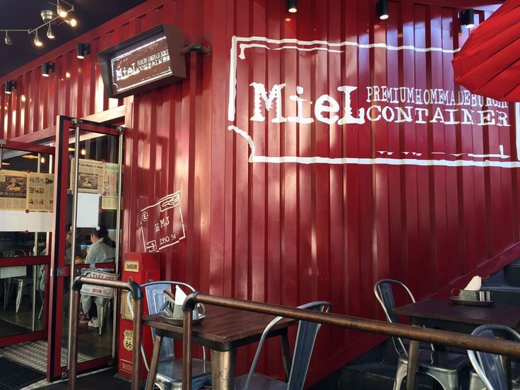 Rated 4.6/5. Located in Brisbane CBD, Brisbane. Known for An imaginative range of premium homemade burgers served out of a shipping container.. Cost  A$45 for two people (approx.)