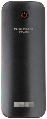 InterStep InterStep PB16800LED 16800 мАч  — 2990 руб. —  Портативное зарядное устройство InterStep PB16800LED – это незаменимый аксессуар для поездок и путешествий с удобным и ярким светодиодным фонариком. Вдвое быстрее. Два разъема USB позволяют подключить сразу два мобильных устройства и подзарядить все необходимые девайсы вдвое быстрее.Диодный фонарик. Светодиодный фонарик с ярким свечением трех ламп устанавливается в USB-разъемы устройства и при необходимости выступает незаменимым…