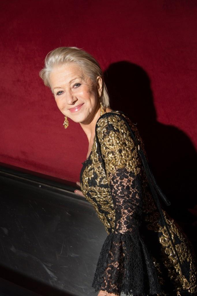 Helen Mirren in D: 'Hitchcock' Bows in New York - Slideshow - WWD.com