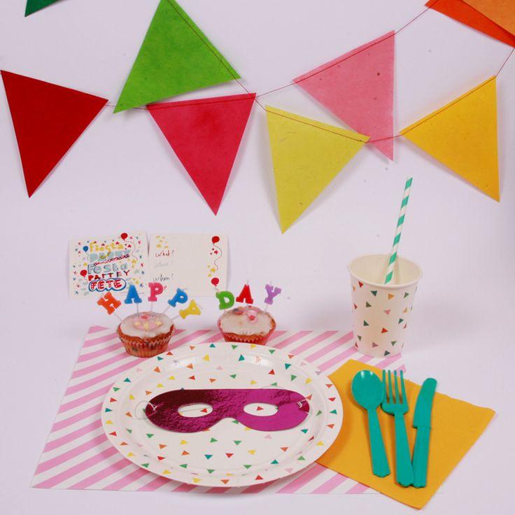 fiesta party kit