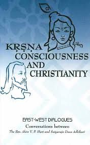 Discussions between a Christian scholar and Krishna devotee