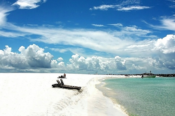 Destin florida-beaches