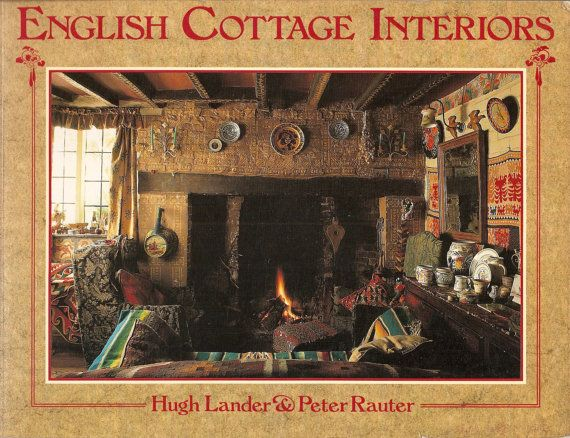 REDUCED English Cottage Interiors by TheGlamourist on Etsy, £11.50