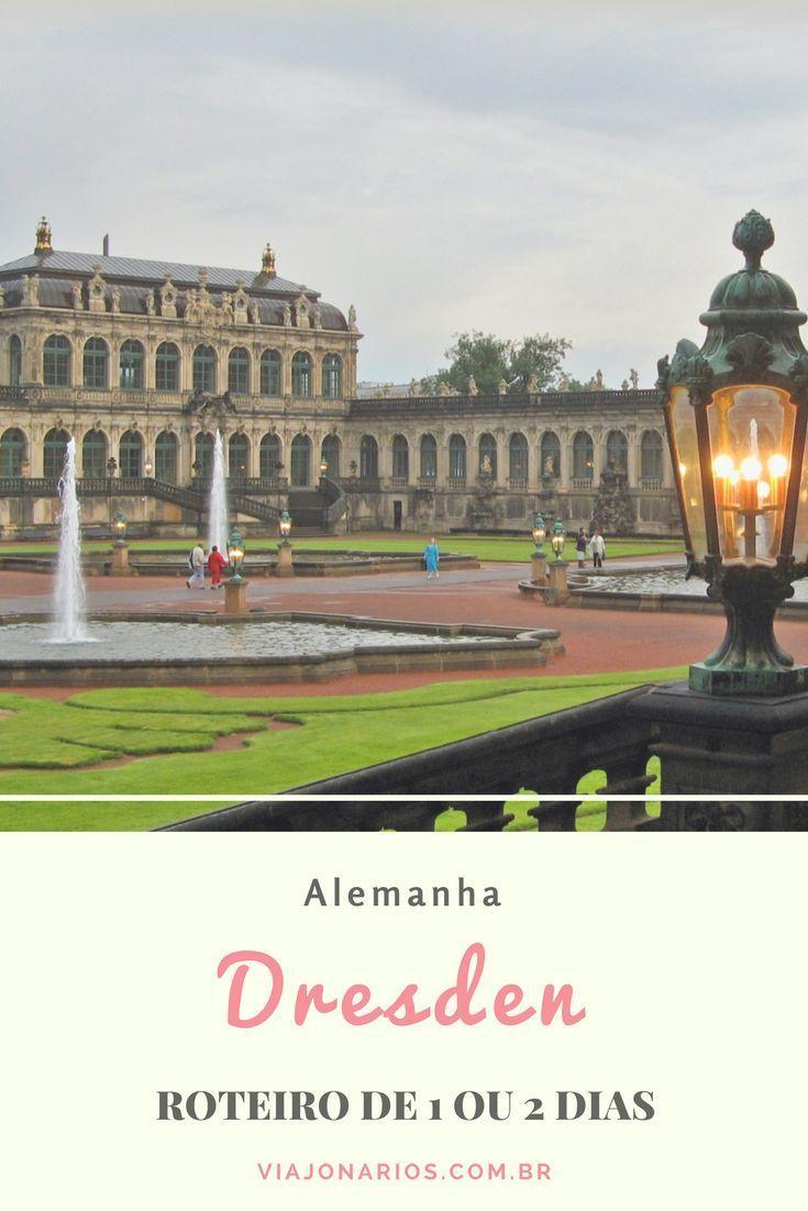 Alemanha: O que fazer em Dresden – Roteiro de 1 ou 2 dias