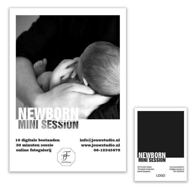 Newborn mini sessie 1