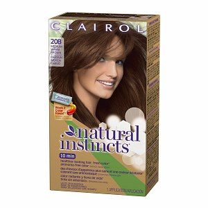 I'm learning all about Clairol Natural Instincts Haircolor at @Influenster!
