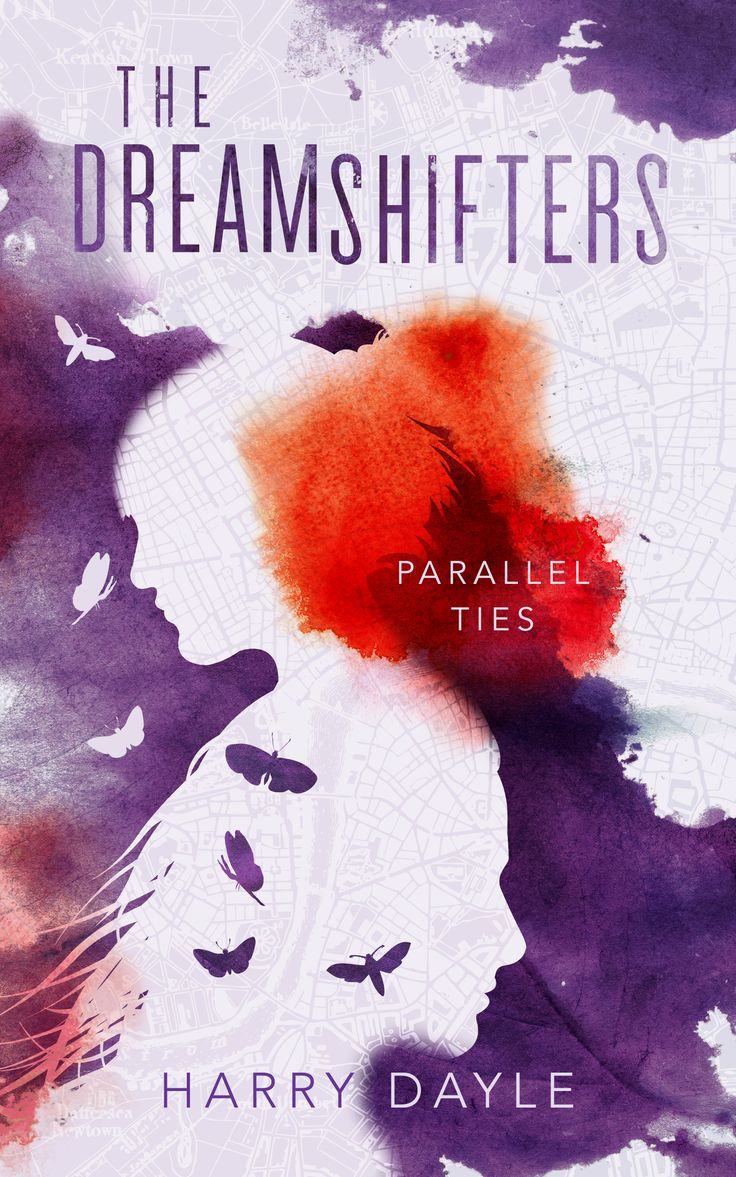 Book Cover Design For Book 2 Of The Dreamshifters Series If You Would Like  To