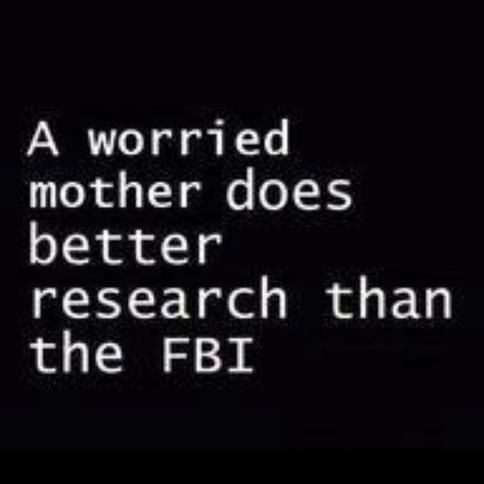 Worried Mother quote. Our poor children Jaime McCune! They don't have a chance!: