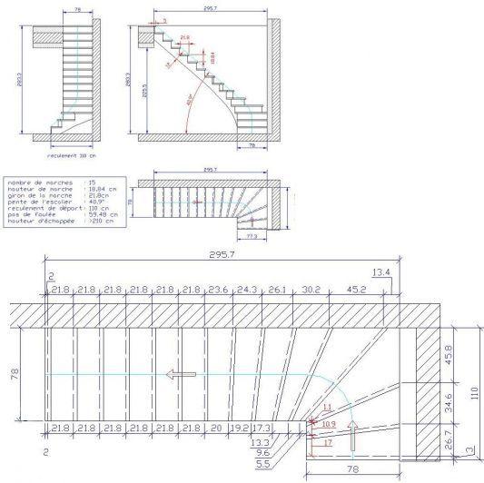 Dépose et repose d'un escalier béton (8 messages) - ForumConstruire.com