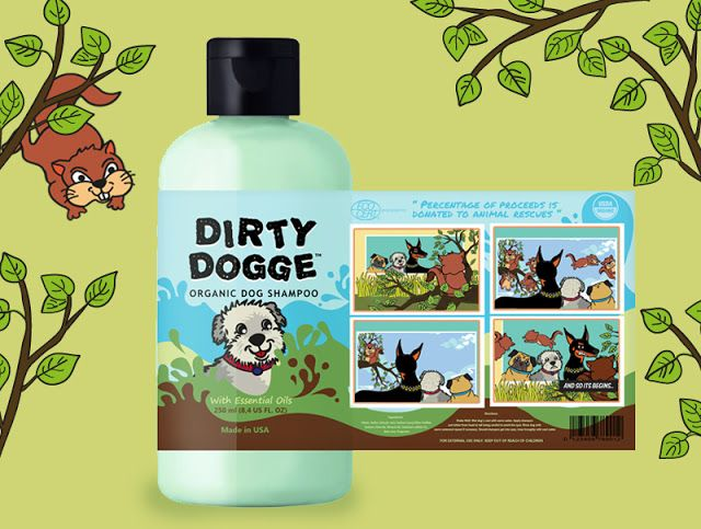 Dirty Dogge on Packaging of the World - Creative Package Design Gallery