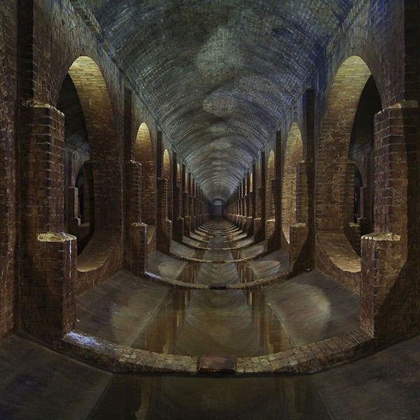 reservoir londen | kunst www.jmdinspireert.com