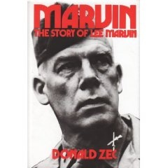 Marvin: The Story of Lee Marvin by Donald Zec | Lee Marvin ...