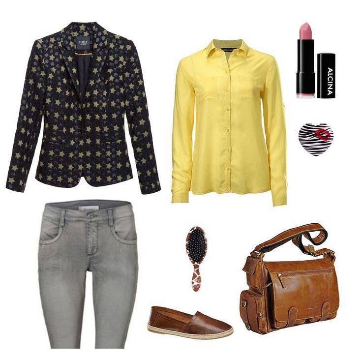 žlta košeľa pre moletky - oblečenie pre moletky na chladne dni