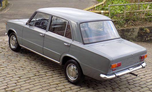 1968 Fiat 124 Berlina