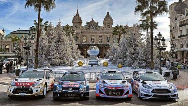 Rallye : dates, horaires et direct du Monte-Carlo 2016