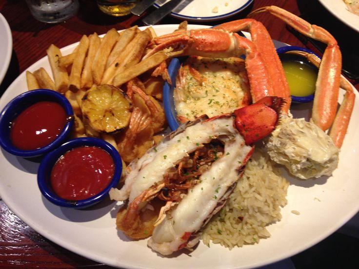 Red Lobster, Edmonton - a feast