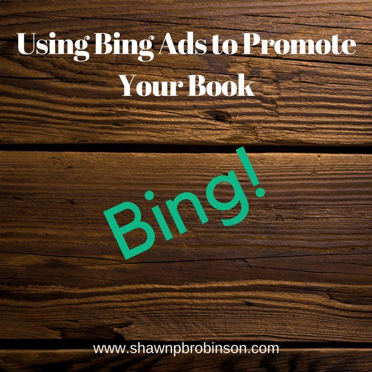 Using Bing Ads | Self Publishing on a Budget