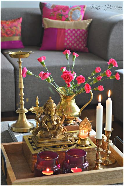 Blog Anniversary, Brass Artifacts, Brass Ganesha, Ganesha Décor, Indian  Décor Ideas,