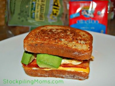 @Udi's Ultimate Grilled Cheese Challenge :: Bacon, Avocado, Egg Grilled Cheese  www.stockpilingmo...: Gluten Free Foods, Eggs, Avocado Grilled Cheeses, Avocado Egg Sandwiches, Grilled Cheese Sandwiches, Bacon Egg, Free Bacon, Gluten Free Recipes, Sandwiches Grilled Cheese