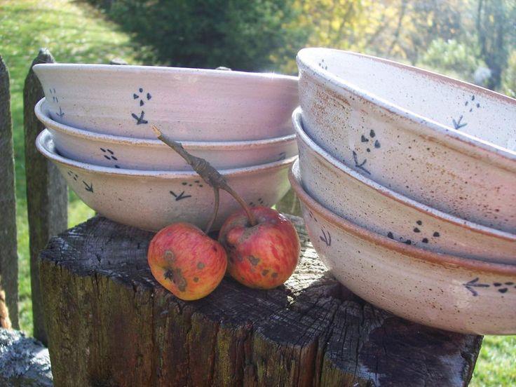 Keramika - Jídelní miska - POMNĚNKY - 4124363_