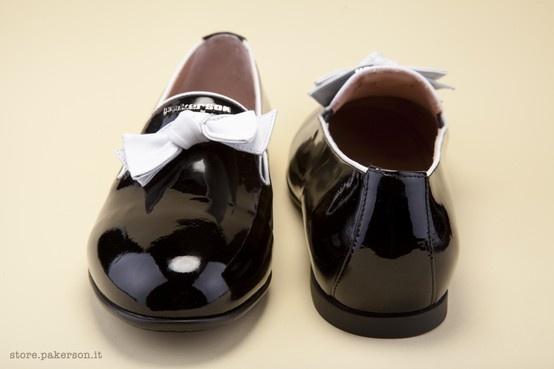 View Pakerson's shoes, discover real beauty. - Guarda le scarpe Pakerson, scopri la bellezza. http://store.pakerson.it/woman-moccasins-22292-nero.html