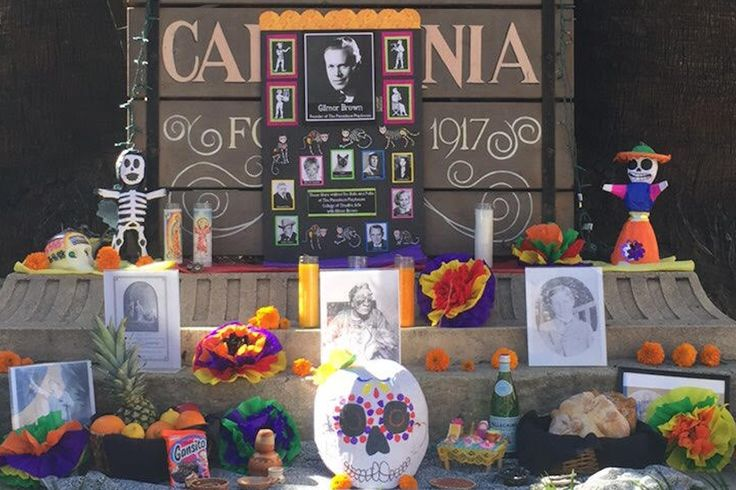 The 23rd Annual Dia De Los Muertos Festival presented by Zona Rosa Caffe & Pasadena Playhouse. A Free Community event featuring dancers, musicians and more!