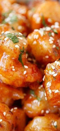 Thai Sweet Chili Chicken - Easy Recipes at RasaMalaysia.com