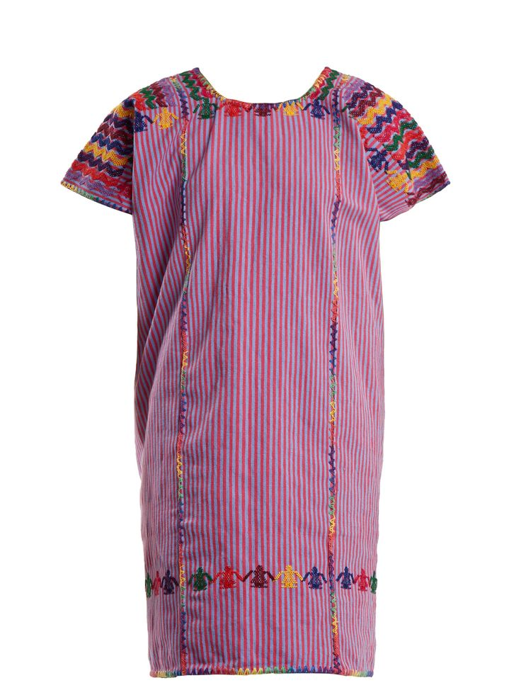 Click here to buy Pippa Holt No.58 embroidered cotton kaftan at MATCHESFASHION.COM