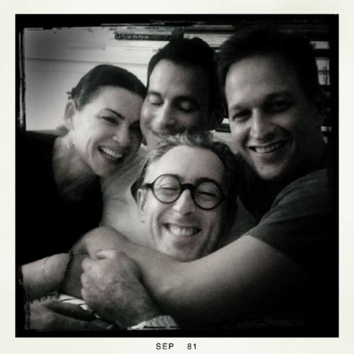 Julianna Margulies, Alan Cumming, Josh Charles