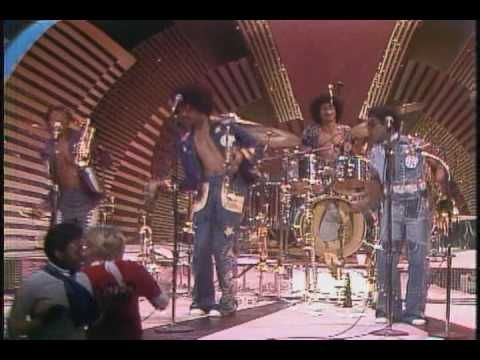 """They Wild'n out! lol...Nuthin but funk tho'! Midnight Special-Ohio Players  """"Love Rollercoaster"""""""